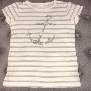 J crew girls's T-shirt